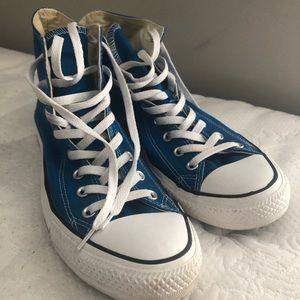 Converse All Star Chuck Taylor High Top Blue